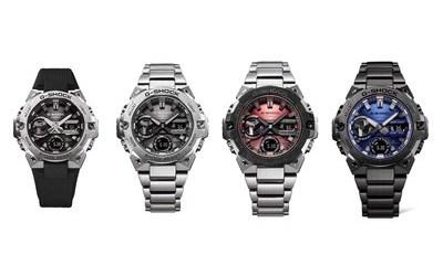 О выпуске самых тонких в истории часов серии G-STEEL объявила Casio
