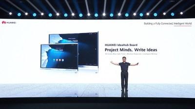 HUAWEI представляет новинку – интерактивную доску IdeaHub Board