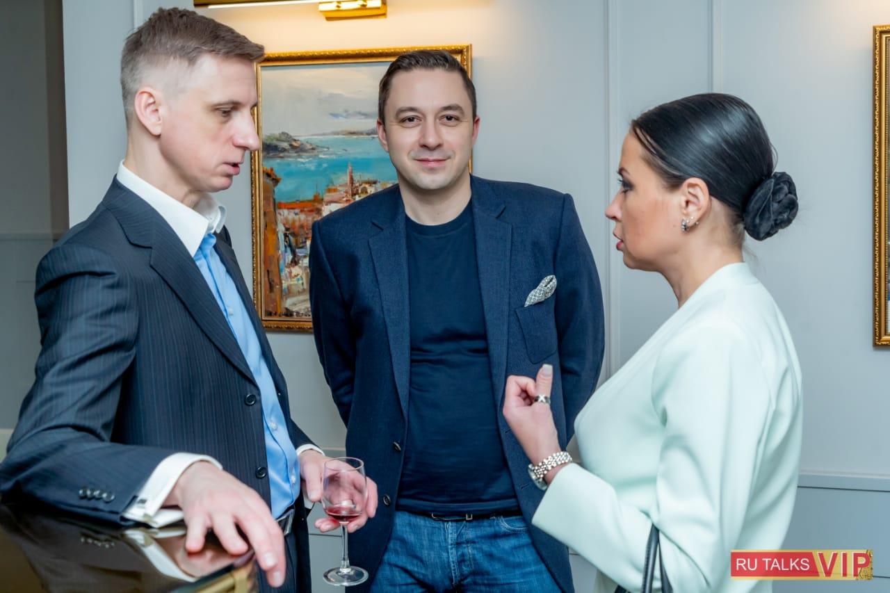 RU TALKS провёл деловой вечер «DIGITAL-2021»