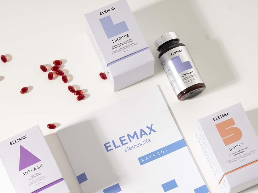 Можно перестать заказывать витамины из Америки. Бренд биодобавок ELEMAX объявил о своем запуске на российский рынок