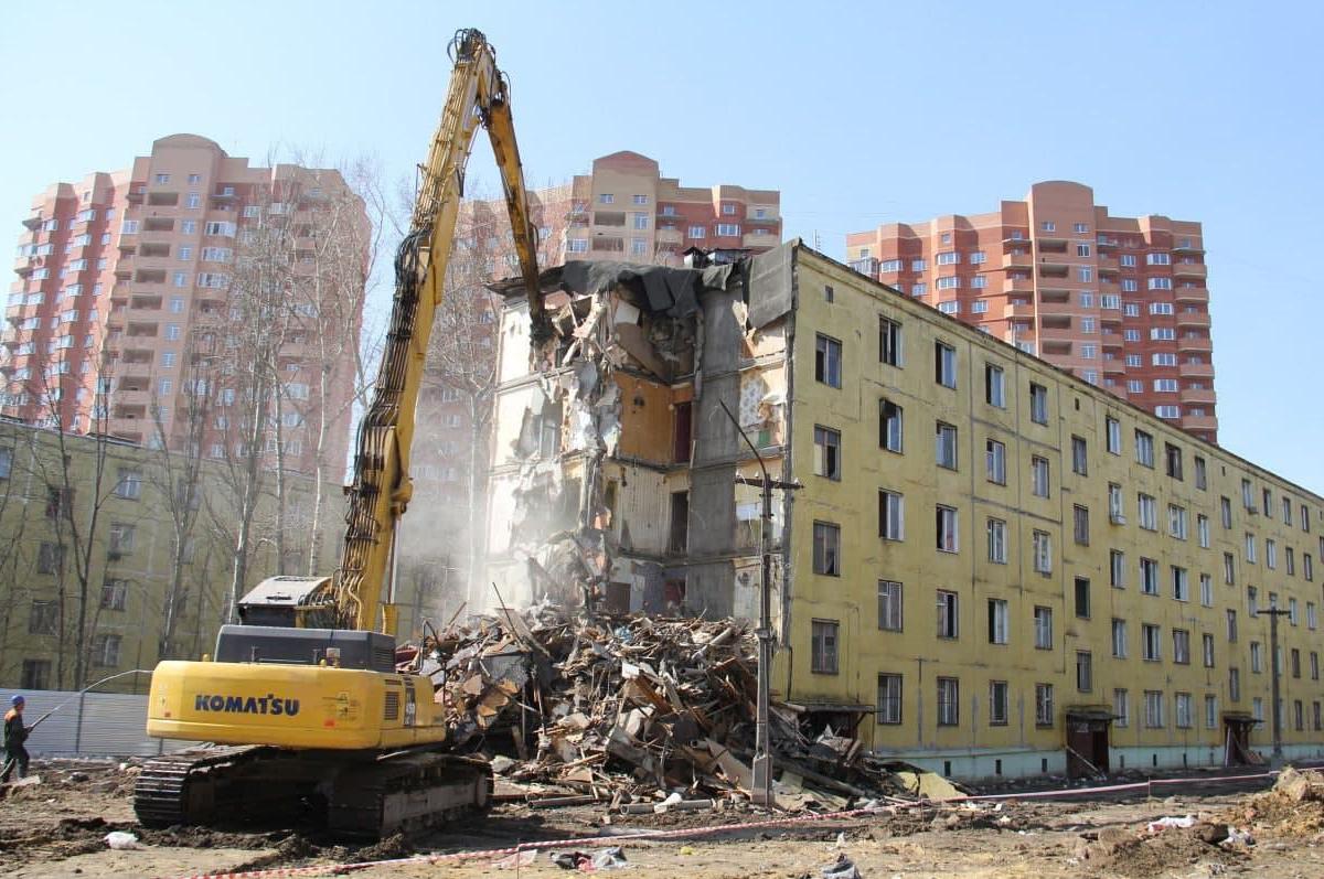 Реновация жилфонда: ключи от новых квартир в Москве получило 27 тыс. человек