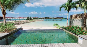JA Enchanted Waterfront Villas – новый роскошный курорт на Сейшельских островах