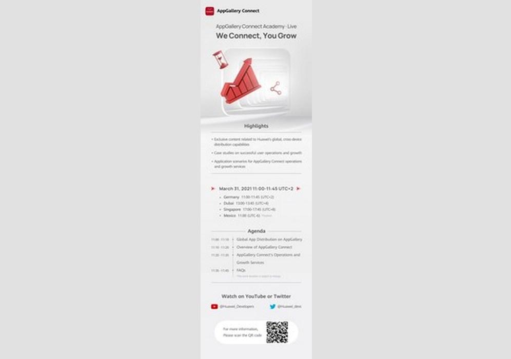 Платформа HUAWEI AppGallery Connect – эффективная помощь разработчикам приложений