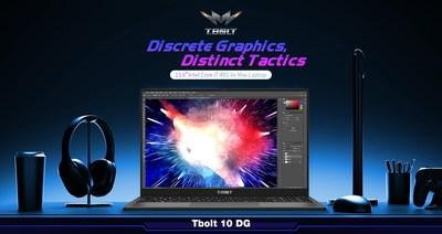 Tbolt 10 DG – флагман новой линейки ноутбуков Teclast