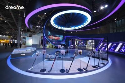 Dreame представила целый ряд новых продуктов и технологий на AWE 20213