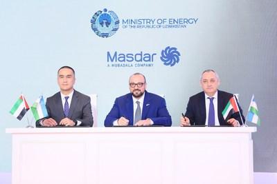 В Узбекистане проектную мощность первого ветропарка увеличит Masdar