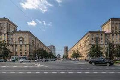 В Москве собираются отреставрировать памятник Юрию Гагарину на Ленинском проспекте