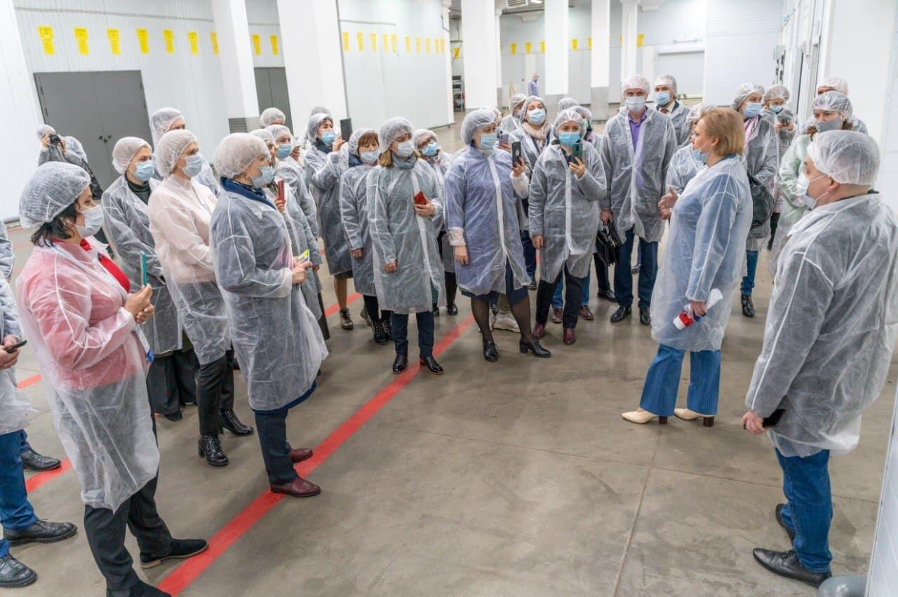 Ориентир для всей страны: московские инновации в сфере школьного питания нужны регионам