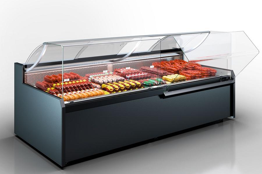 ARGO представляет новые линии холодильных витрин от Hitline