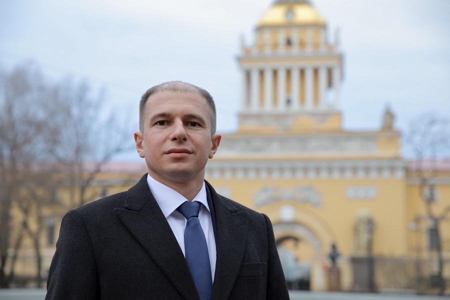Михаил Романов поздравил петербуржцев с Днем космонавтики