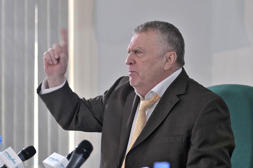 Жириновский заявил о грядущей смене лидера в КПРФ