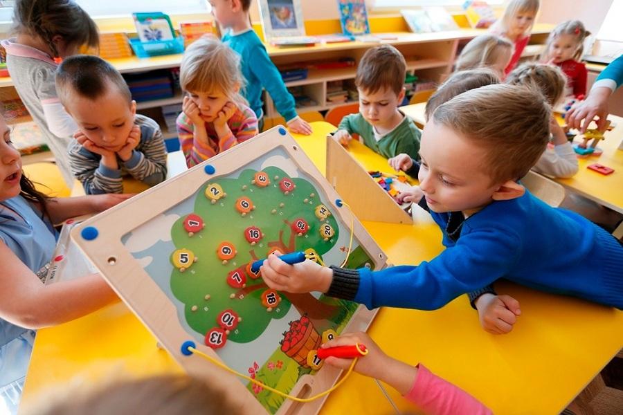 Роль игры в обучении