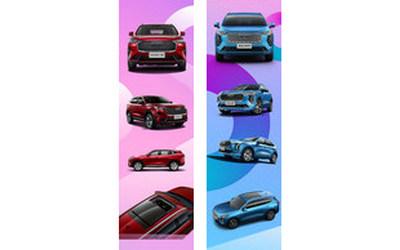 HAVAL становится одним из наиболее популярных брендов SUV в Китае