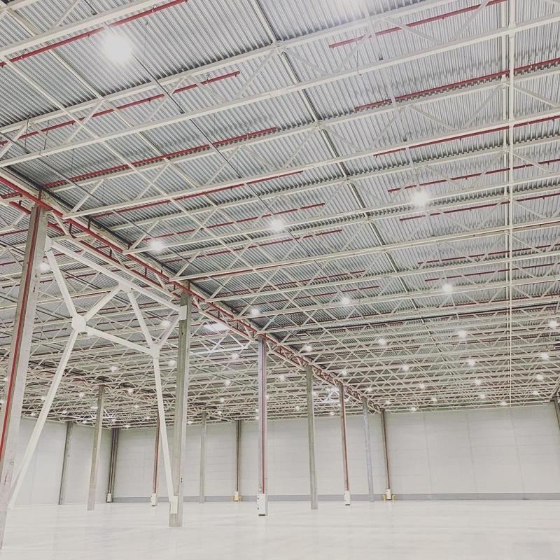 Radius Group завершила строительство склада на 43 000 м2 и приступила к реализации следующих 100 000 м2