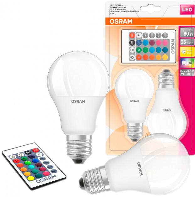Лампы Osram в магазине ИнтерЭлектрик
