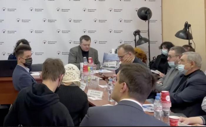 В Москве прошел круглый стол в защиту исторической застройки