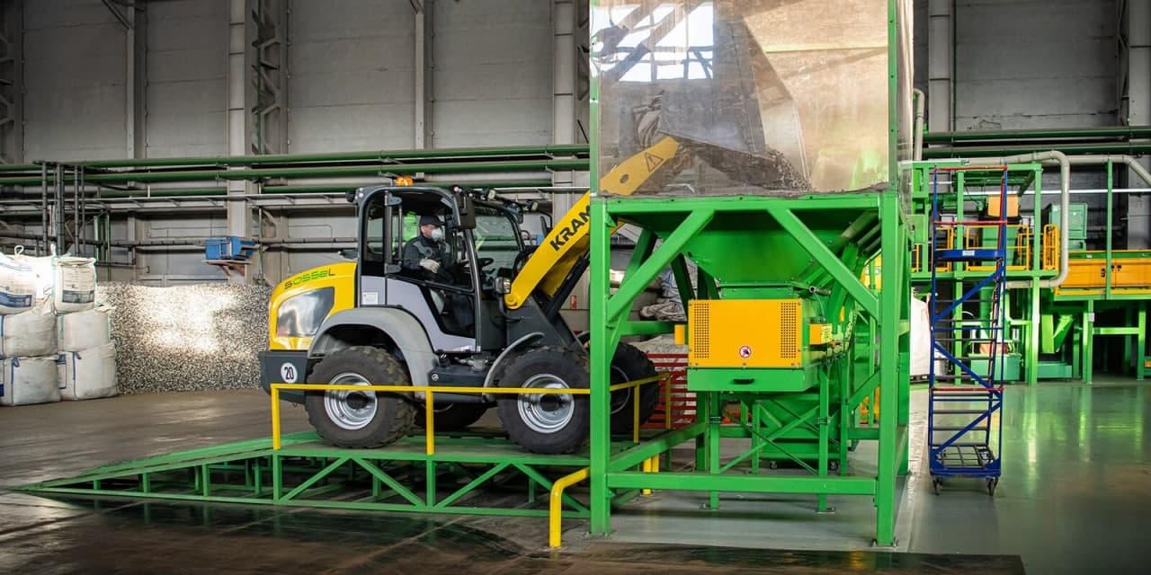 Резидент технополиса «Москва» собрал на переработку более 1 тонны устаревшей бытовой техники