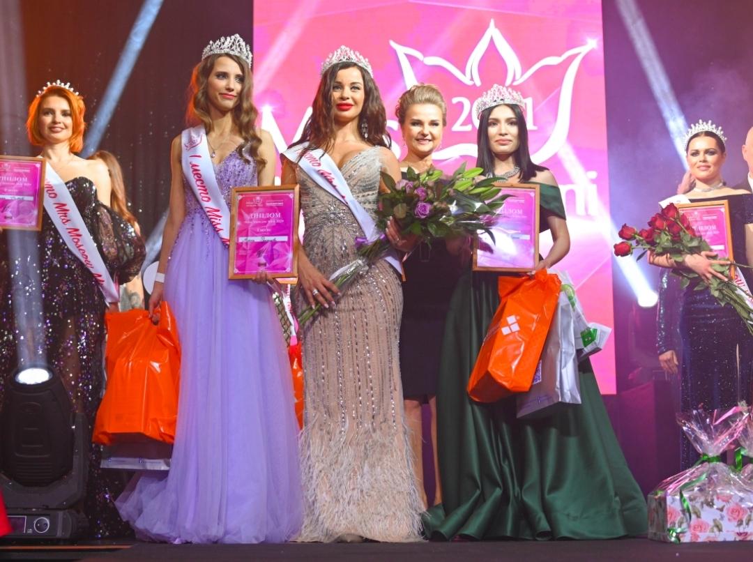 Miss Moscow Mini 2021 финал состоялся