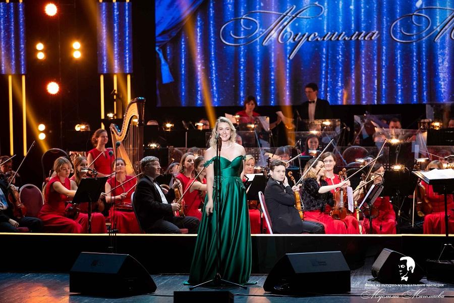 Победителем финала VI Международного конкурса вокалистов имени Муслима Магомаева стал Дзамболат Дулаев