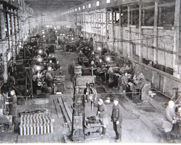 Роль отечественной асбестовой промышленности в Великую Отечественную войну