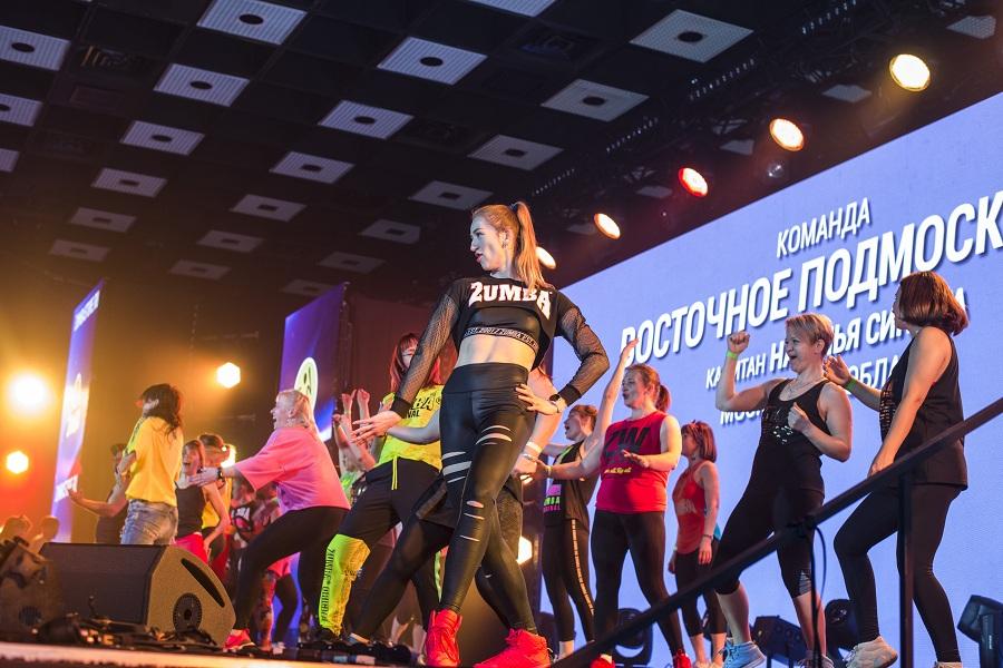 Долгожданный фестиваль «Russian Zumba® Week» прошел в российской столице