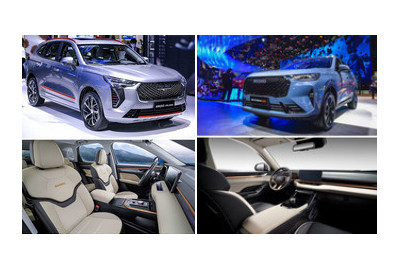 Выдающиеся модели HAVAL на Автосалоне в Шанхае 2021 демонстрирует GWM