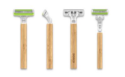 Bamboo Hybrid Razor — экологически чистый продукт готовит к выпуску DORCO