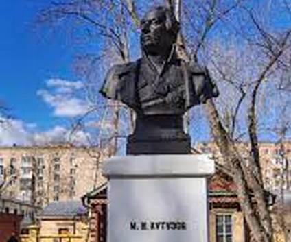 Наталья Сергунина: к 210-летию Отечественной войны 1812 года отреставрируют бюст Михаила Кутузова