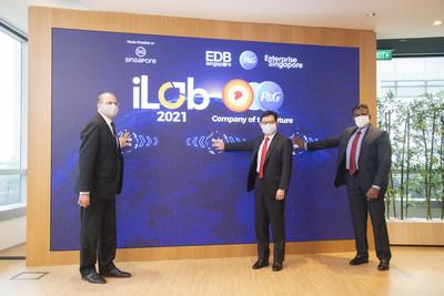 В Сингапуре P&G и EDB открыли фестиваль виртуальных инноваций iLab 2021