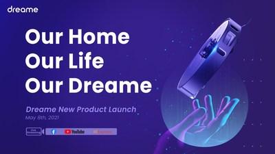 Dreame представит флагманскую продукцию в рамках онлайн-презентации