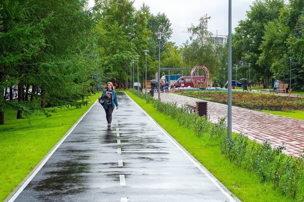 Городские проекты сделали Капотню одним из самых зеленых мест Москвы – Совфед