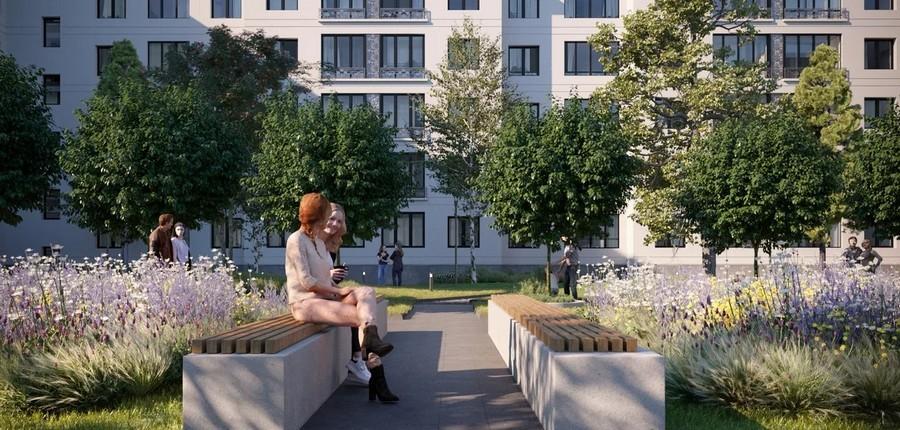 Компания «Сити-ХXI век» открыла продажи квартир в ЖК «Восемь клёнов» с уникальным парком