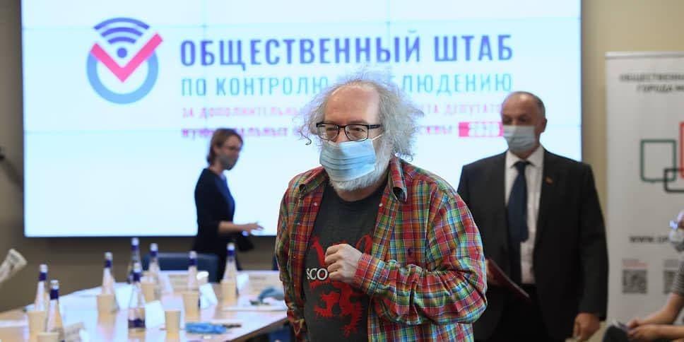 Более 40% москвичей смогут воспользоваться онлайн-форматом голосования на сентябрьских выборах – Венедиктов