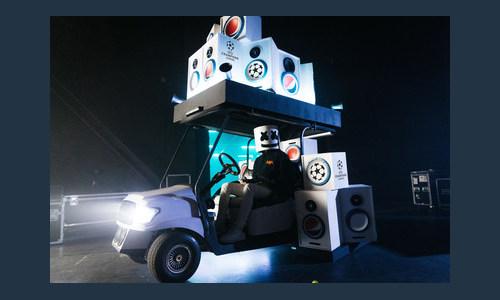 Marshmello проведет шоу в рамках открытия финала Лиги чемпионов УЕФА