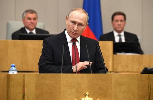 Путин примет участие в пленарном заседании ПМЭФ 4 июня