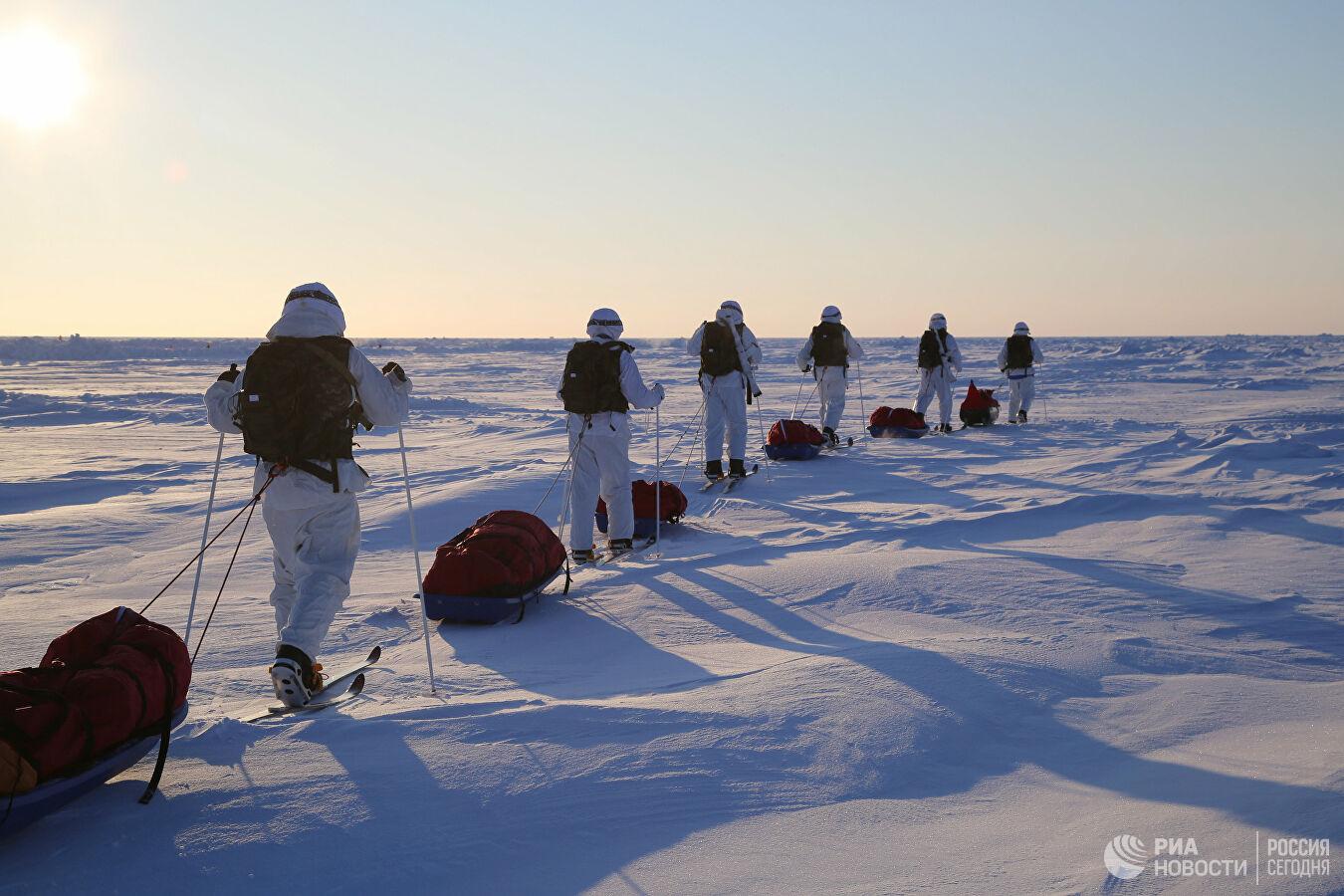 Развитие Арктики в фокусе Дня полярника