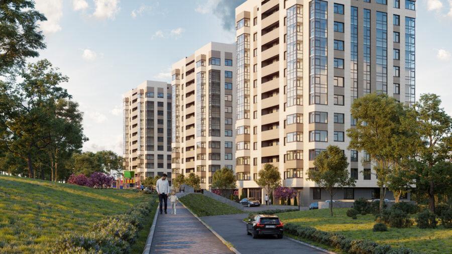 Цены на квартиры в новом ЖК «ЯлтаПарк» рядом с Массандровским парком пока остаются доступными