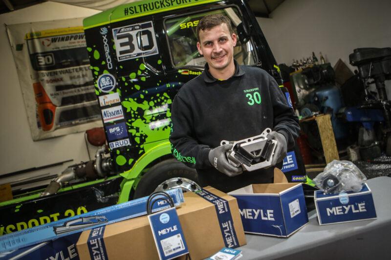 MEYLE открывает гоночный сезон 2021: два спонсорства и первый, оформленный в стиле MEYLE гоночный автомобиль