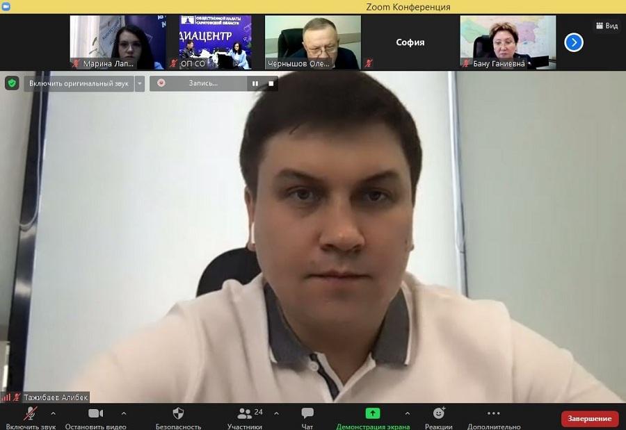 Общественные объединения России и Казахстана обсудили вопросы общественного контроля на выборах