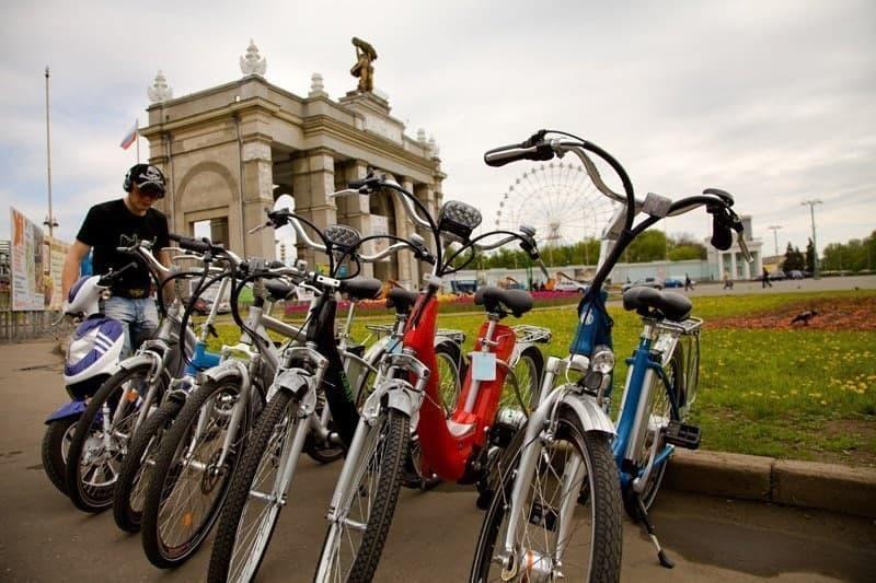 В Москве увеличат бесплатное время поездок на прокатных велосипедах