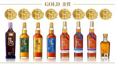 На TWSC 2021 Kavalan объявлен лучшим односолодовым виски в мире