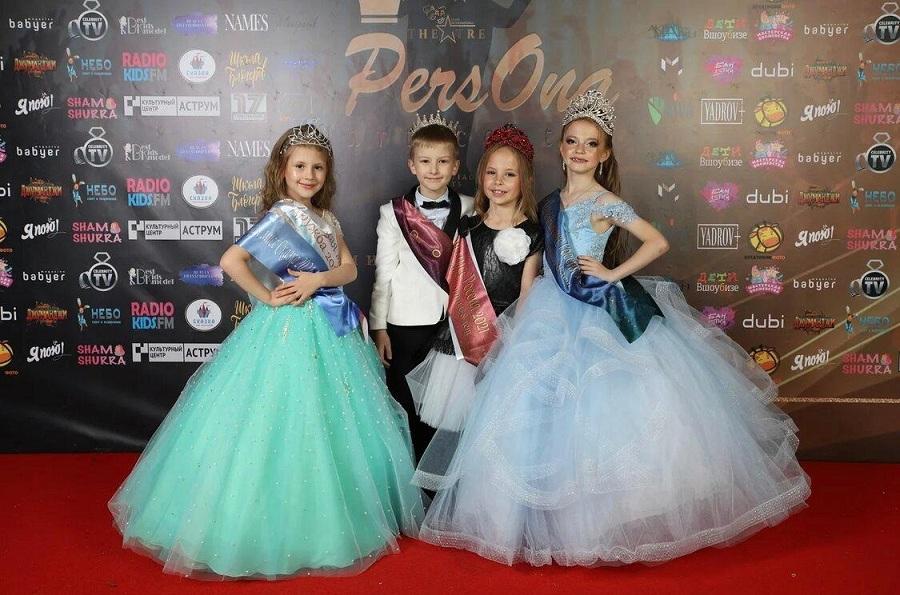 C 25 по 31 мая в Москве состоялся XIV Детский Фестиваль моды и талантов «Stars International 2021»