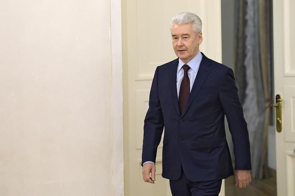 Сергей Собянин сообщил, когда в Москве смягчат меры по Covid-19