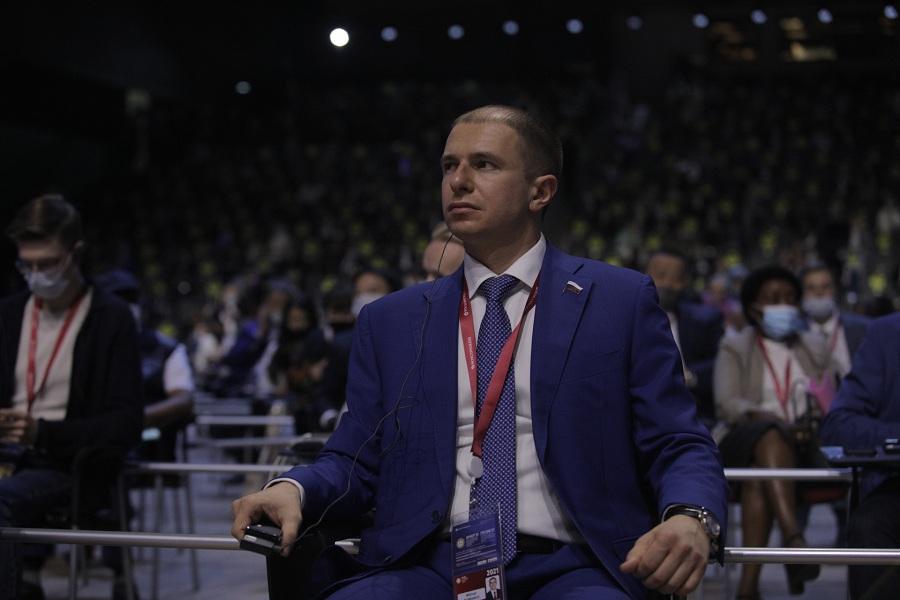 Михаил Романов: «Сегодня к ПМЭФ приковано внимание всего мира»