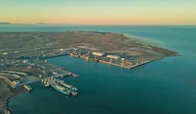 Терминал для перевалки удобрений Порта Баку — стратегический объект для Азербайджана