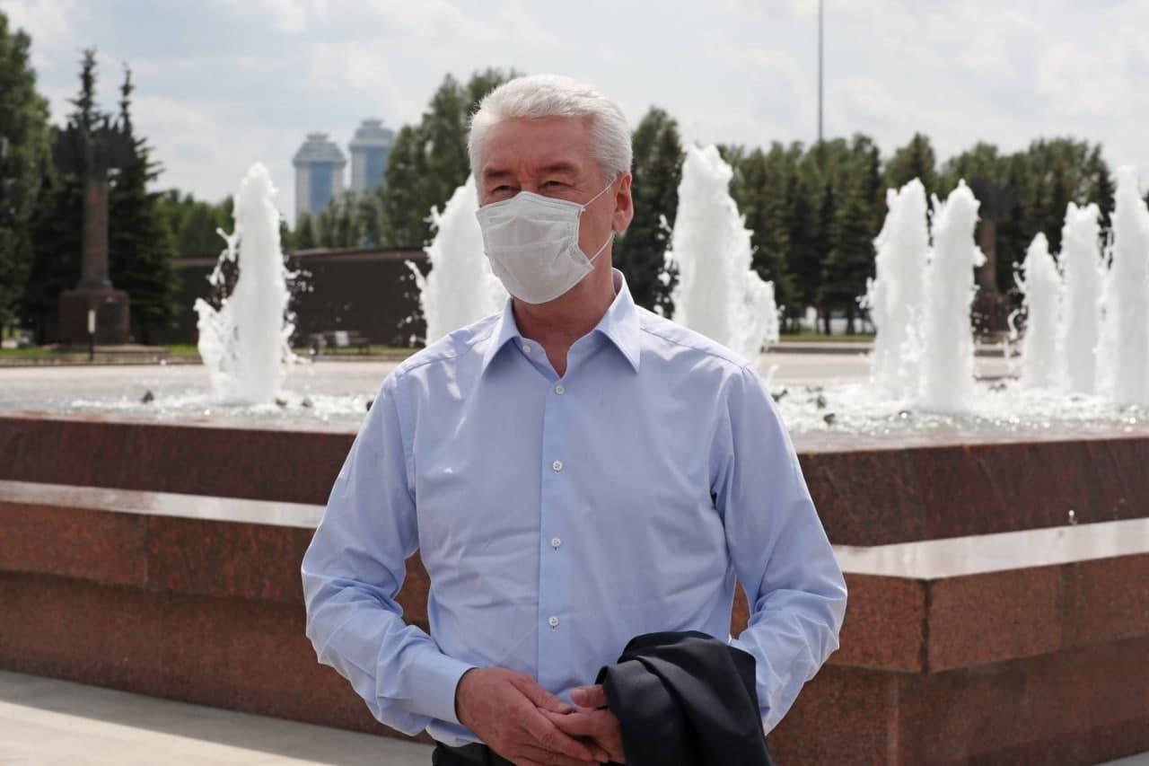 Москва близка к введению жестких ограничений – Сергей Собянин