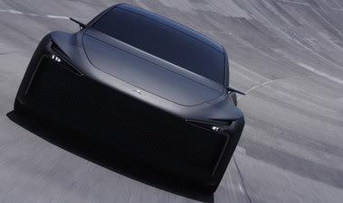 На Viva Technology 2021 прототип водородного седана презентовала Hopium