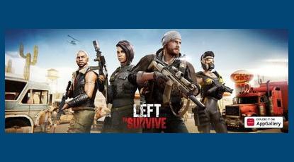 Left to Survive от MY.GAMES появилась в AppGallery при содействии Huawei