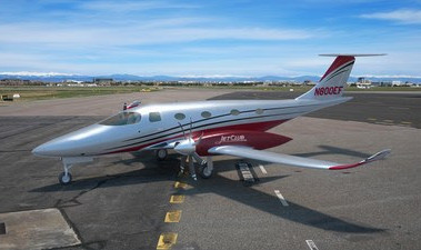 Электросамолет eFlyer 800 Bye Aerospace добавил в свой парк JetClub