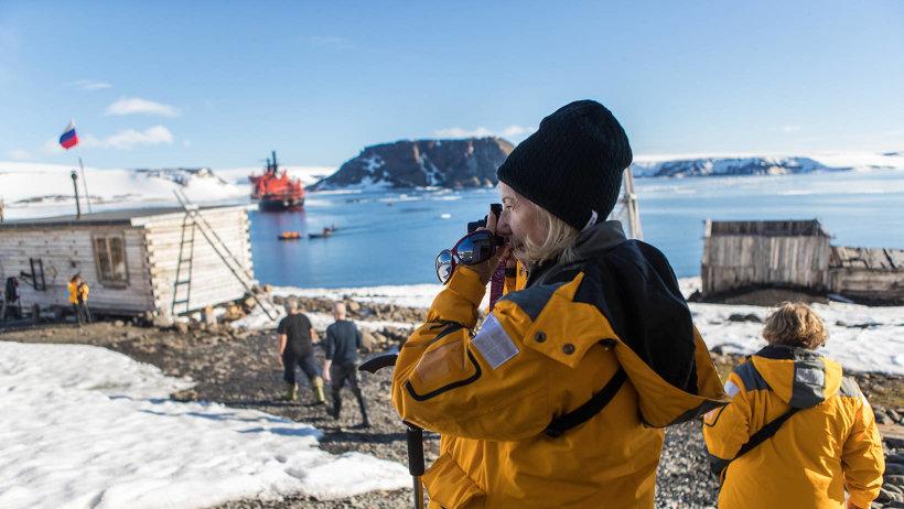 Экологию и развитие Арктики обсуждают на международном форуме в Москве